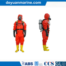 Fireman Suit Heat Insulation Suit Heavy Type or Light Type Chemical Protective Suits for Fire Fighting