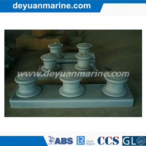 Marine Cast Iron Fairlead Roller