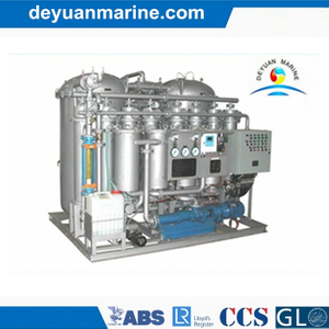 15ppm Bilge Separator Marine Oily Water Separator Oil and Water separator Ship Water Filter Oil Purifier