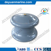 China Marine Cast Steel Fairlead Roller Supplier