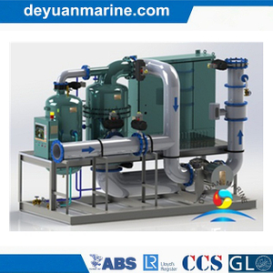 Marine Ballast Water Management System