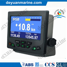 Doppler Speedlog for Marine Use