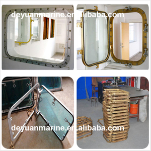 Marine Copper Opening Window