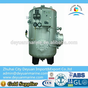Marine ZDR Series Steam-Electric Heating HOT Water Tank