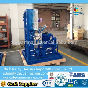 DEYUAN Fuel Separator Unit For Sale