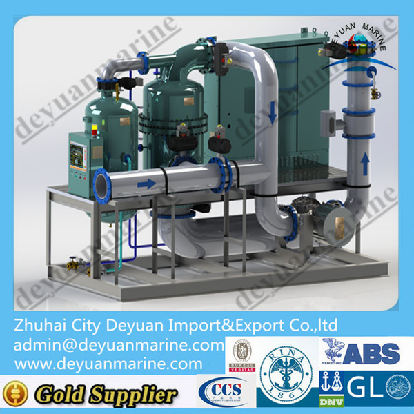 Ballast Water Treatment System for Ships