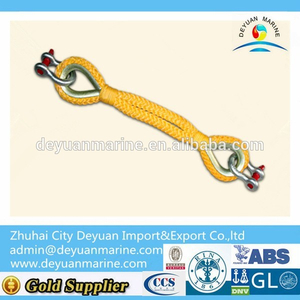 Fiber Strops Lifeboat fall prevention device with good quality