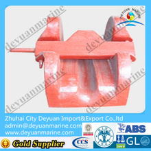 Ship used Bar type marine chain stopper