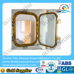 Ship Used Fireproof Rectangular Windows with CCS certificate