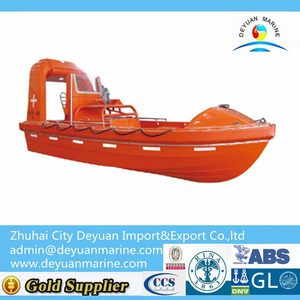 FRP Work Boat Fast Rescue Boats for sale