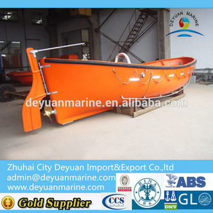 7.5M Open Type FRP Lifeboat