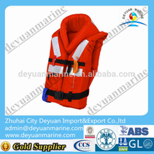 110N Manual Inflatable Life Jacket