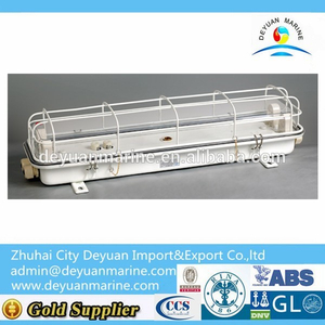 2*20W Ship Used Fluorescent Pendant Light JCY22-2EF