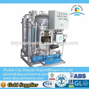 15ppm Bilge Water Separator Factory