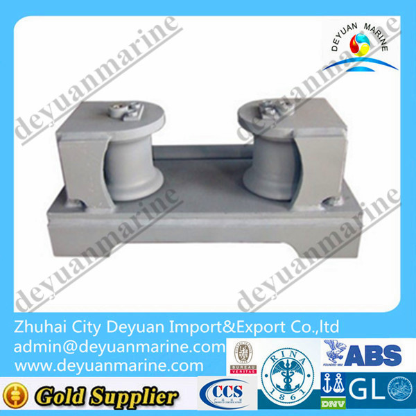 Marine Fairlead Chock Type B for Synthetic Fiber Rope