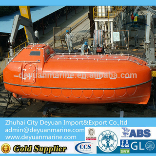 Totally Enclosed FRP Lifeboat for Sale