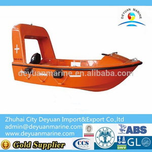 BV Approval Inflatable Fender Fast Rescue Boat