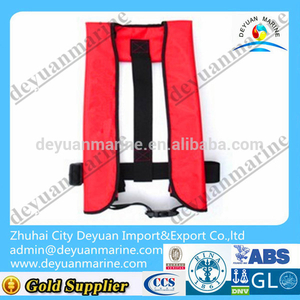 SOLAS Approved Infalatable Life Jacket