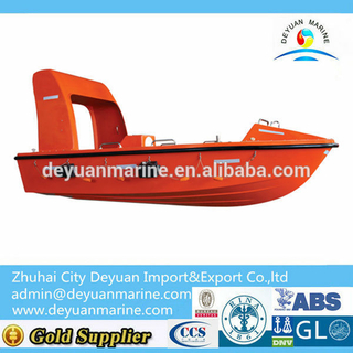 Rescue Boat Equipment