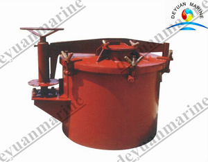Round Steel Pressure Proof Watertight Hatch Cover
