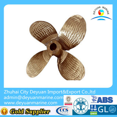 Alloy Marine 4 blade fixed pitch propeller
