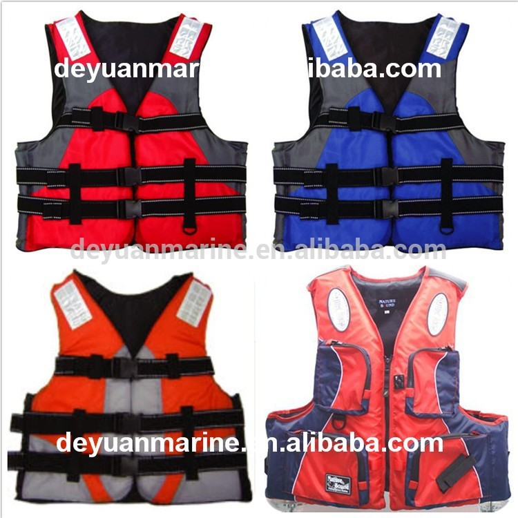 Marine SOLAS Approved Inflatable Life Vest