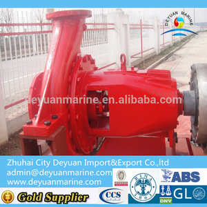 Ship Used External Fire Pump For Sale