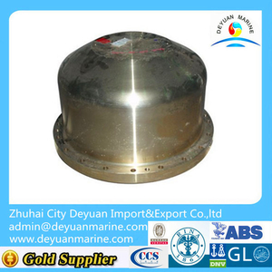Marine propeller oil cylinder of adjustable propeller
