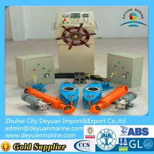 8-500KN.M Tilt type hydraulic steering gear with CCS certificate for sale