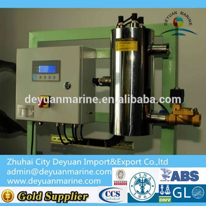 UV-sterilizer For Fresh Water Generator