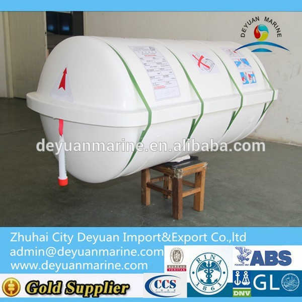 10 Man Inflatable Life Raft from factory