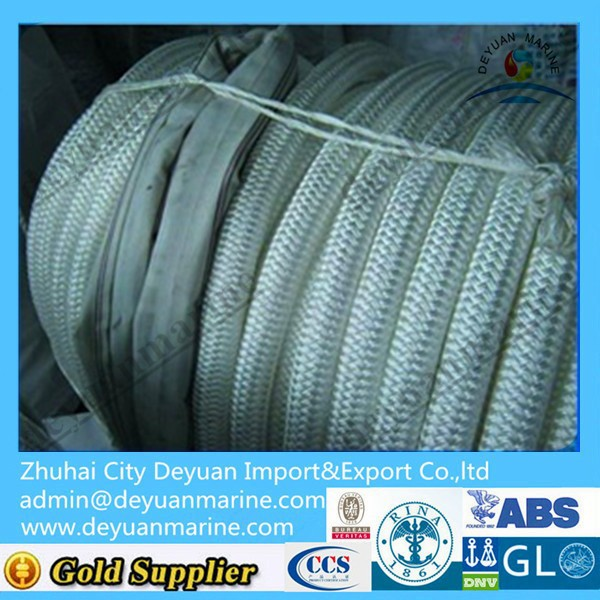 Marine Polyester Mooring Rope