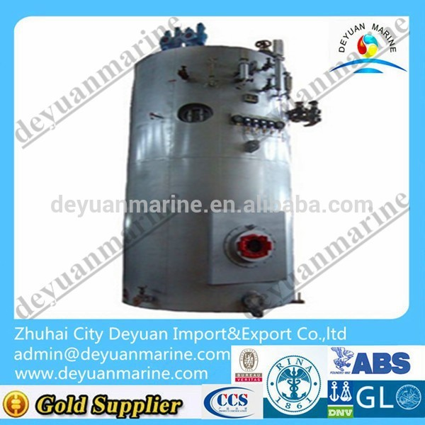 QFK External Bypass Type Exhaust Gas Thermal Oil Heater
