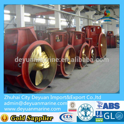 Hydraulic Driven Tunnel Thruster for Ship