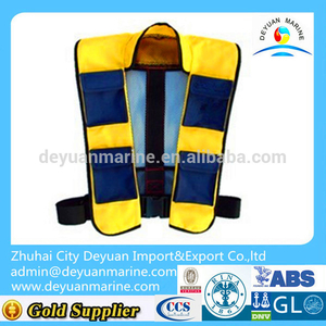 275N manual Inflatable Lifejacket for adult