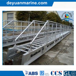 Marine Aluminum / Steel Accommodation Ladder