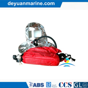 Marine Emergency Escape Breathing Device
