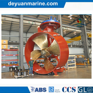 79600dwt Bulk Ship Fixed Pitch Propeller Dy0207