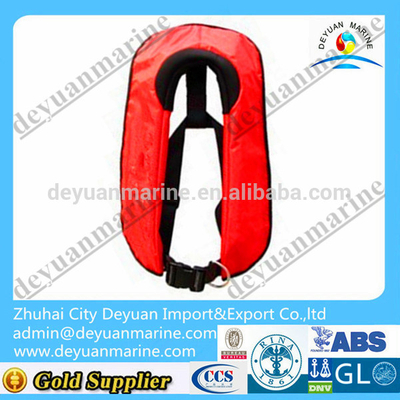 CE Approved Manual 150N Inflatable Life Jackets
