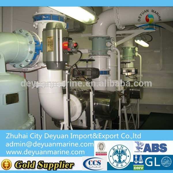 Ballast Water Treatment System for Bulk Carrier Use