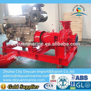 Marine External Fire Fighting Pump