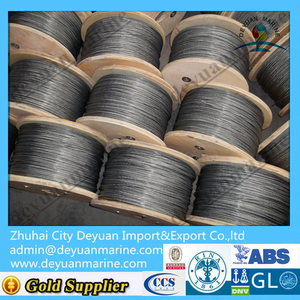 Steel Wire Rope 3 Inch Diameter Rope with CCS Approved