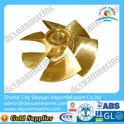 ABS Approved 4 Blades Fixed Pitch Propeller For Marine