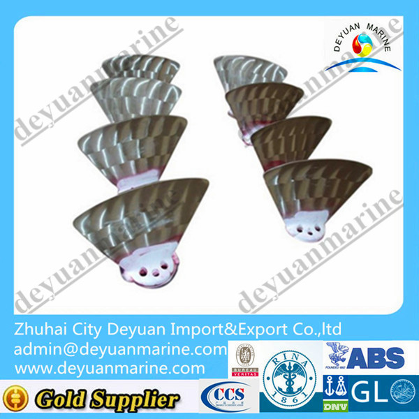 Marine Small Size Thruster Propeller Blade