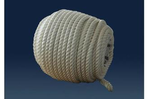 High Strength Twisted Braided Aramid Fiber Rope