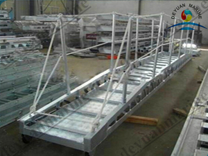 Marine Accommodation Ladder (CCS,BV, DNV TYPE APPROVAL)