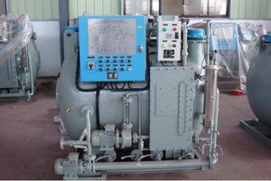 Marine Membrane Sewage Treatment Equipment