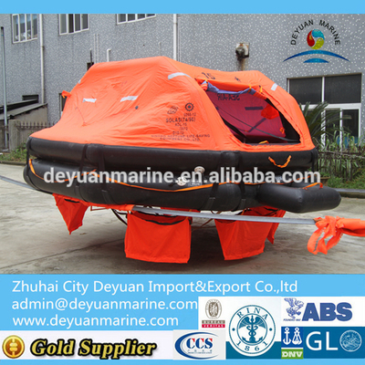 15Man Davit-launched Inflatable Liferaft
