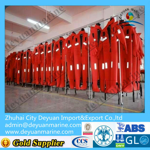 Fireman Protective Suit Marine Immersion Suit
