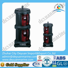 24/110/220V Marine Navigation Signal Double-deck Sport Light CXH2-101P